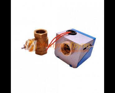 Клапан с сервоприводом штоковый NVMZ